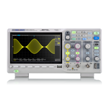 SDS1202X-E  Digital Oscilloscope 200MHz
