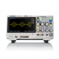 SDS1102X+ Digital Phosphor Oscilloscope with Waveform Generator & Free Decode License