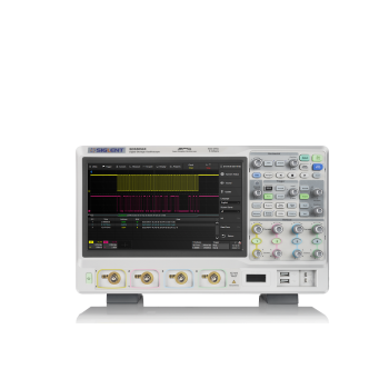 SDS5104X Digital Oscilloscope 4 Channels 1GHz
