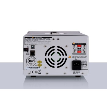SPD3303X-E 3 Channel programmable DC power Supply 4.3 inches TFT with resolution 10mV/10mA