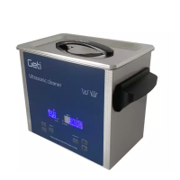 ULTRASONIC BATH 3000ml Geti GUC 03B
