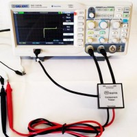 SDS1102CML+ /CT Digital Oscilloscope with Component Tester