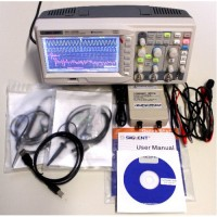 SDS1102CML+/ISOLATED  Digital Oscilloscope with isolated inputs