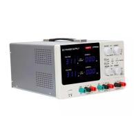 UTP3303 Three Channel DC Power Supply Ch1,2 : 0-32V 0-3A, Ch3: 5V 3A