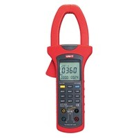 UT233 Digital Clamp  True RMS Power & Multimeter 9999 Digits