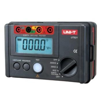 UT521 Earth Ground Resistance Meter