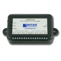 DI-160 8 channel data logger records when, how long, and how many times events occur
