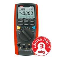UT71D Digital Multimeter 40000 Digits with 9999 positions Data Logging