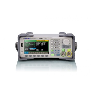 SDG2122X DDS Waveform Generator 120 MHz 2 Channels