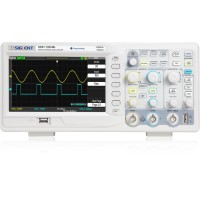 SDS1102CML+ Digital Oscilloscope 100MHz NEW