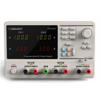 SPD3303C 3 Channels programmable DC power Supply 220W with USB